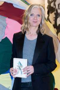 Alyson Walsh, author Style Forever, photo taken by Dvora @Fashionistable