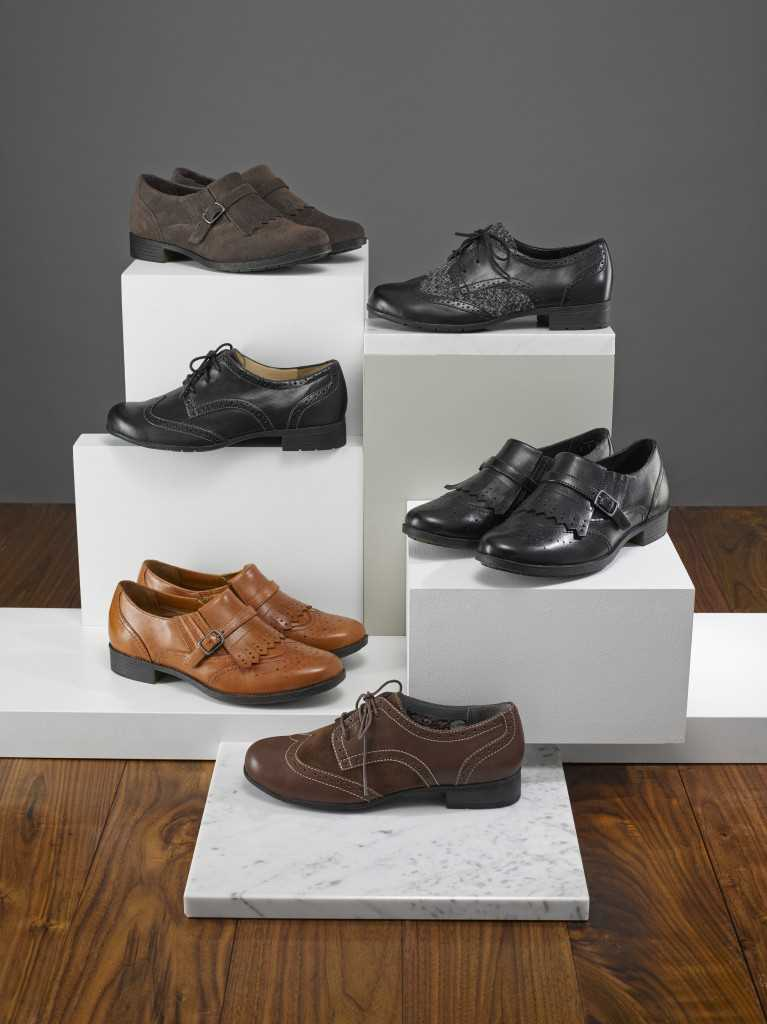 Borrow from the boys with our fantastic selection of mannish flats. ideal for working androgynous styling, these are the perfect addition to your masculine inspired wardrobe. Choose classic style with the Dalton brogue or, for a quirky look, try the monk strap Seaton loafer.