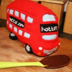 #HotterBus licking the spoon