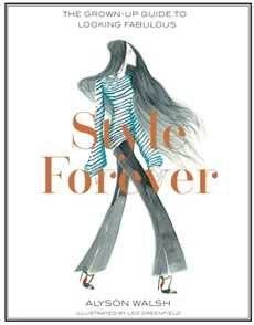 Style Forever is for any woman who refuses to be invisible - your clothes compendium to putting the FAB into fabulous. In her friendly and engaging way, Alyson unveils essential tips on colour coordination, the art of layering and what makes up your 'Wardrobe Glue'. From scent sense to skincare, makeup to dressing up, discover what glamorous group you fit into - whether a Fabulous Femme or a Scandinista, a Superpower Dresser or an Ageless Rocker.