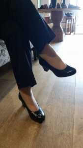 Jan shows us her #Shoesie
