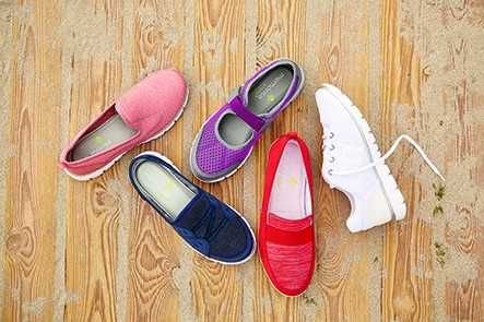 light comfortable shoes for women