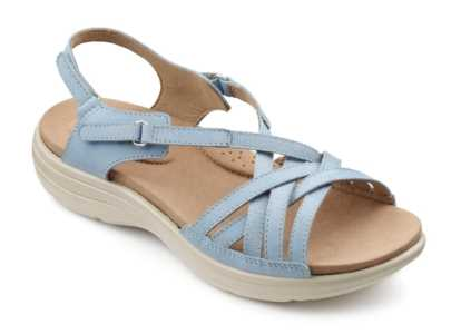 Women's summer sandal Maisie in Pale Blue