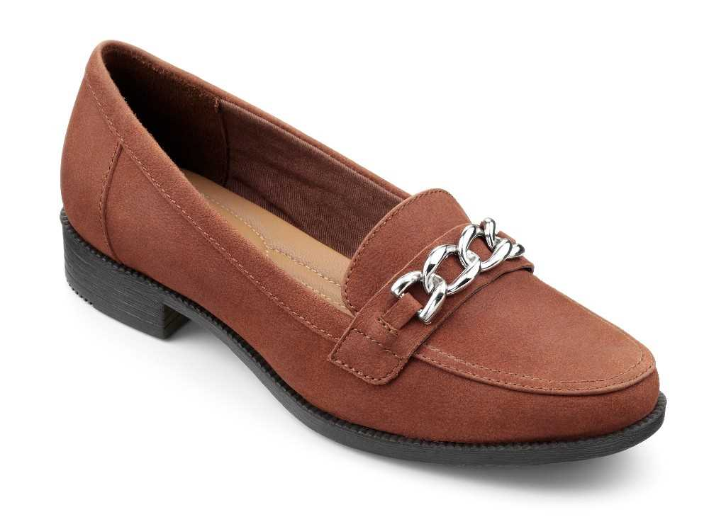 Filled with comfort, Brierton ladies loafer.