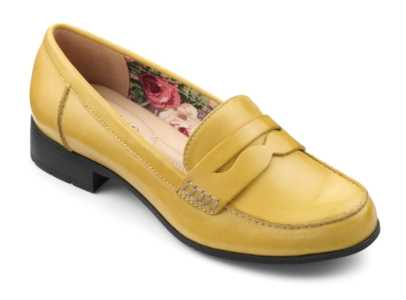 Sorbet is  stylish ladies loafer with built in comfort features.