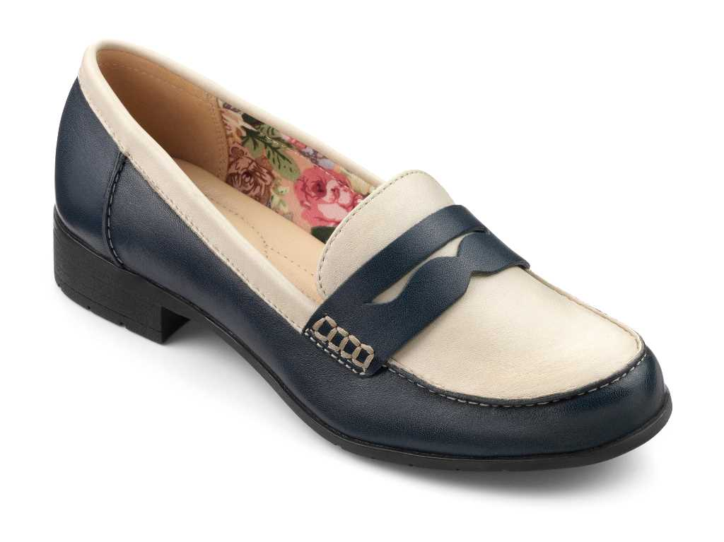 Designed with comfort and style in mind, Sorbet loafers.