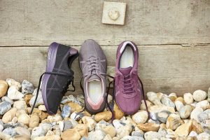 Active footwear, women's sporty shoes, women's trainers, gym shoes, Hotter shoes, British made footwear, comfy shoes