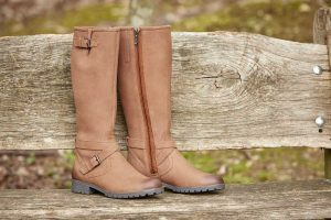 Comfortable women's shoes, luxury footwear, walking boots, Hotter shoes, British made shoes, Knee high boots, classic footwear, womens winter boots, comfortable work shoes