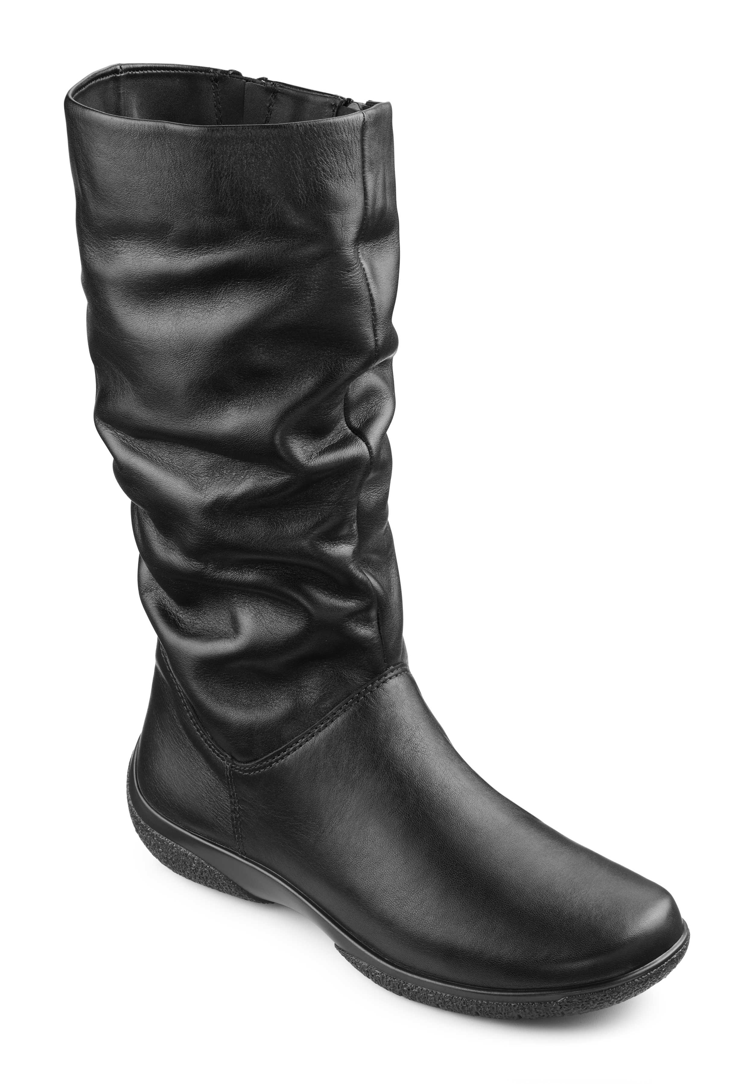 Comfortable women's boot Mystery in Black