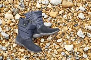 GORE-TEX© product technology, GORE-TEX© boots, Britihs made shoes, wide fitting footwear, women's boots, walking shoes, winter boots, all weather footwear, Hotter Orla boots, luxury shoes