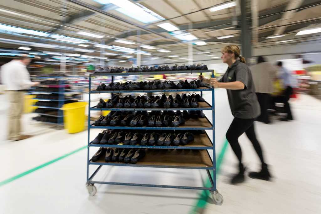 Creating shoes with comfort and style is at the centre of everything we do.