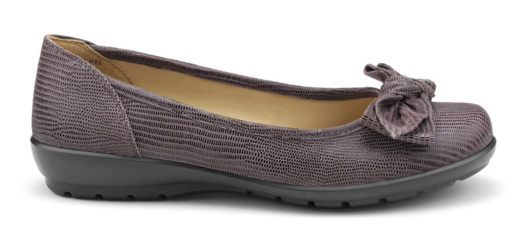 Comfortable women's slip on Jewel from Hotter.