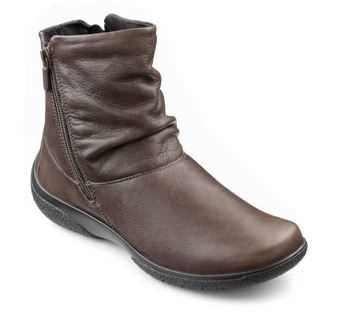 Hotter Originals, Winter boots, Autumn footwear, comfortable women's shoes, luxury footwear, wide fitting shoes, british made footwear, women's boots, faux fur, warm boots, AW16