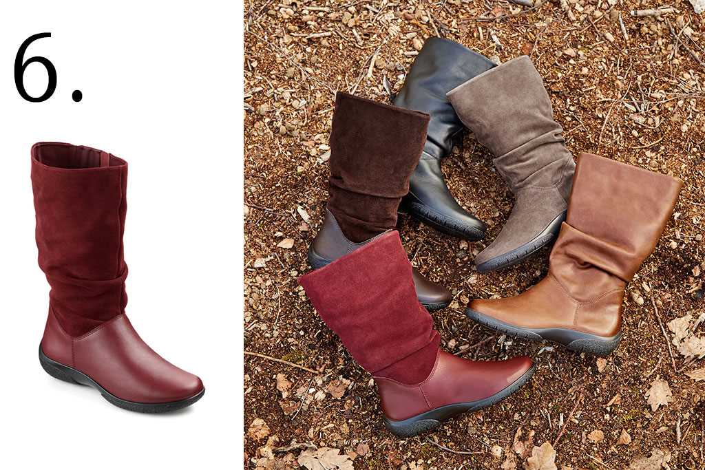 Mystery Boots - Lightweight Women's Footwear - Hotter Shoes UK