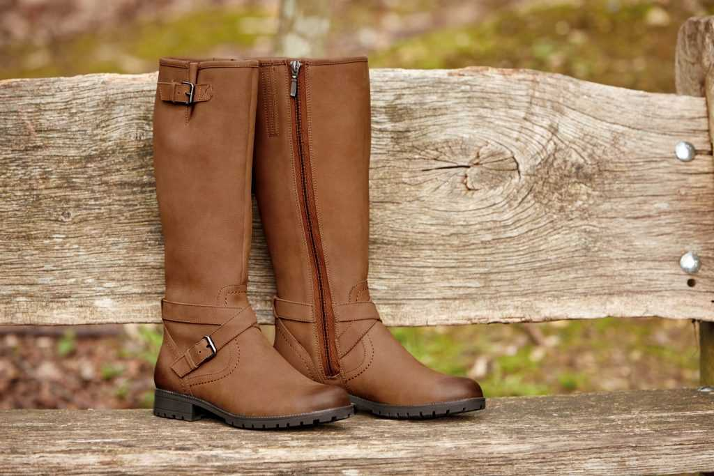 Belle Boots, Comfortable women's shoes, British made footwear, zip fasten boots, wide fitting footwear, leather shoes, walking boots, cushioned shoes, ladies knee high boots, Hotter shoes UK
