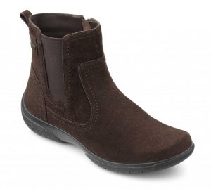 Kendal Boots, Hotter shoes, GORE-TEX, GORE-TEX boots Leather boots, winter boots, warm footwear, Hotter UK, British made shoes, comfortable women's shoes, wide fitting shoes, women's boots, ankle boots