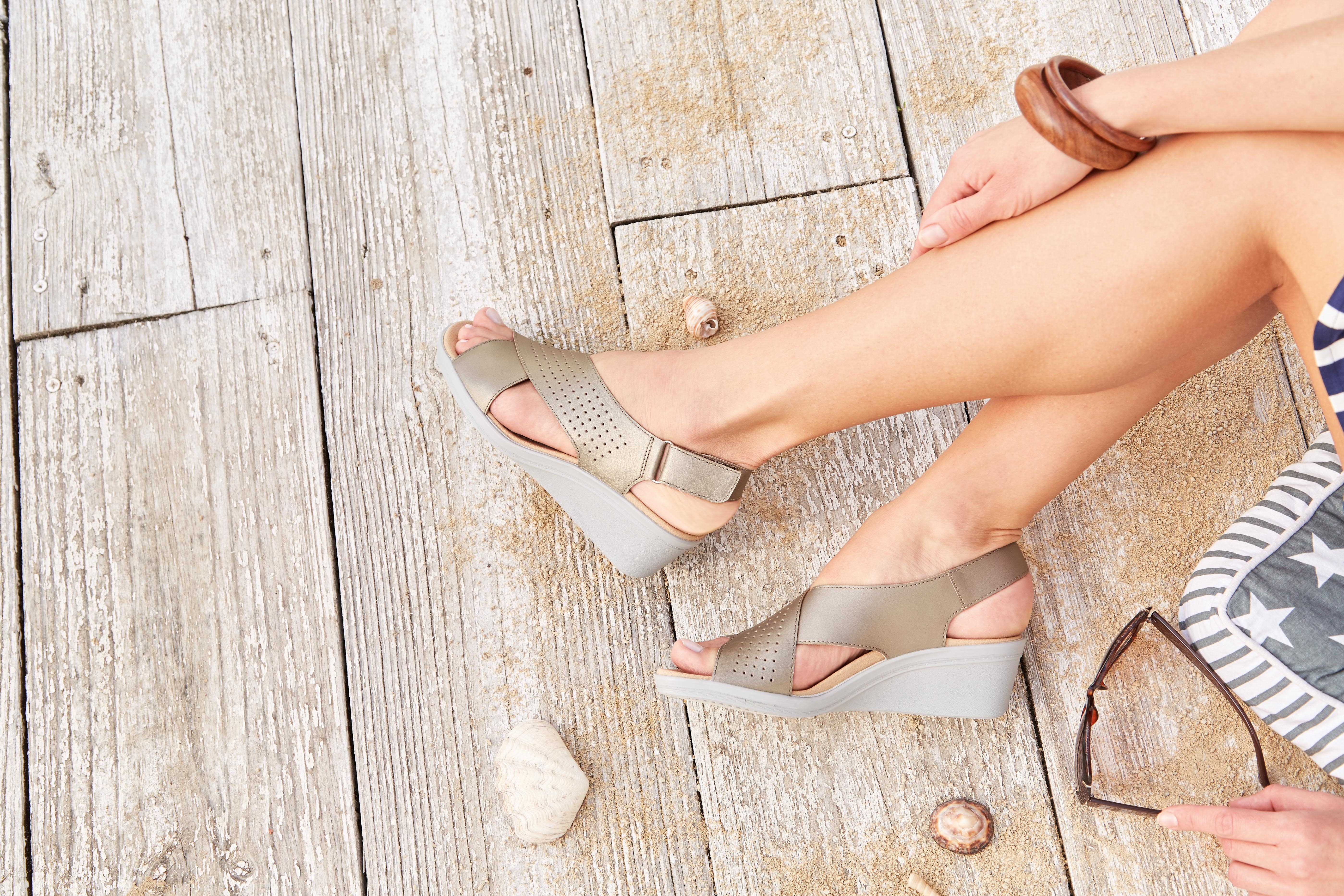 Hotter Originals, Hotter shoes, British made shoes, canvas pumps, trainers, active shoes, floral trend, SS17, new season shoes, leather shoes, comfortable women's shoes, casual shoes, summer sandals, Holiday edit, holiday shop, holiday shoes, wide fitting shoes