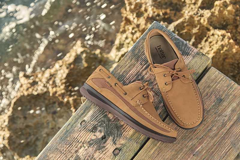 Hotter Shoes, British Made Shoes, Comfortable Men's Footwear, SS17, Sandals, Casuals, Formals, Active Shoes, Lightweight Shoes,
